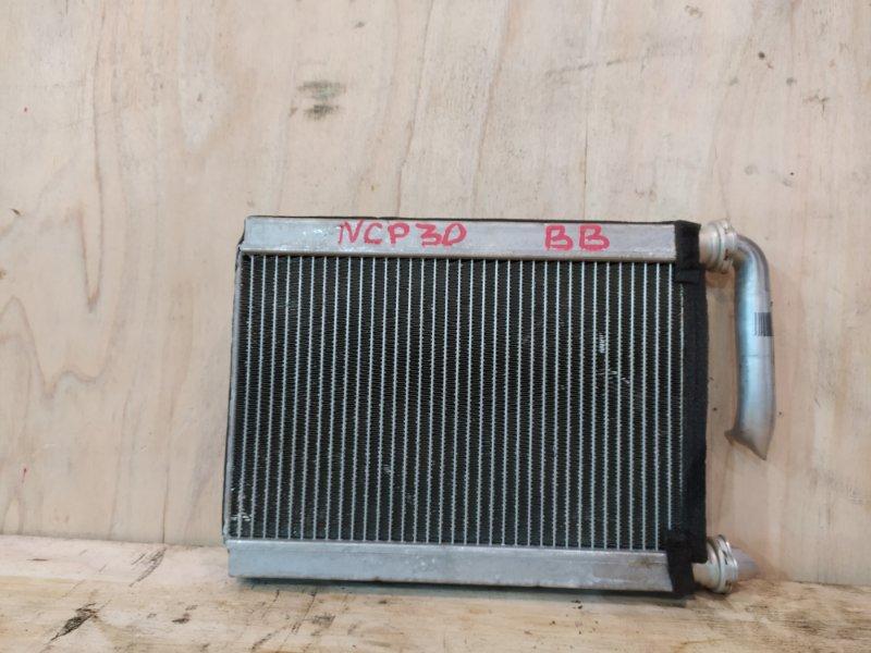 Радиатор отопителя Toyota Bb NCP30 2NZ-FE 2003