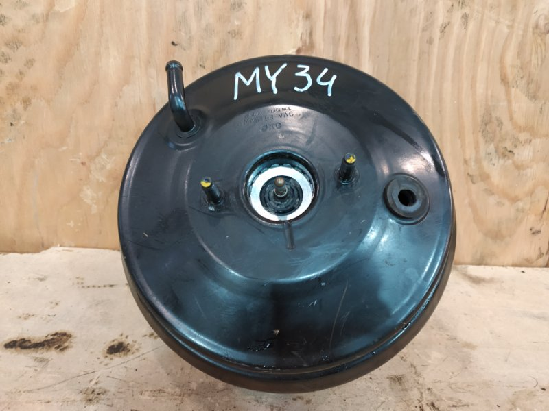 Вакуумный усилитель тормоза и сцепления Nissan Cedric MY34 VQ25DD 2002