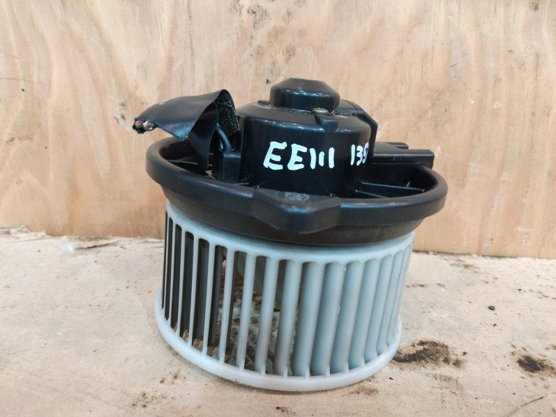 Вентилятор печки Toyota Corolla EE111 4E-FE 1999