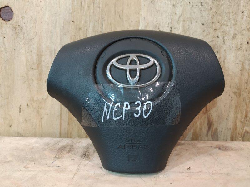 Аирбаг Toyota Bb NCP30 2NZ-FE 2003