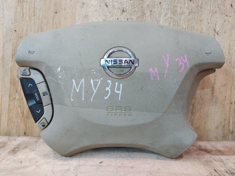 Аирбаг Nissan Cedric MY34 VQ25DD 2002