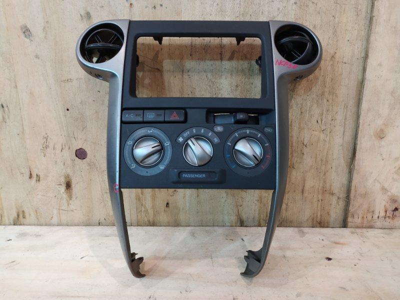 Блок управления климат-контролем Toyota Bb NCP30 2NZ-FE 2003