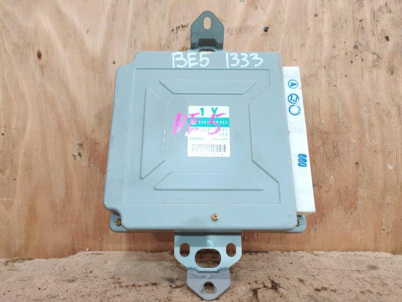 Блок управления двс Subaru Legacy BE5 EJ20-TT 2002