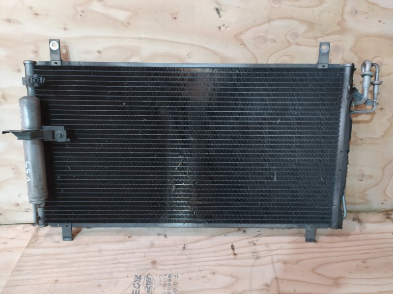 Радиатор кондиционера Nissan Skyline V35 VQ25DD 2003
