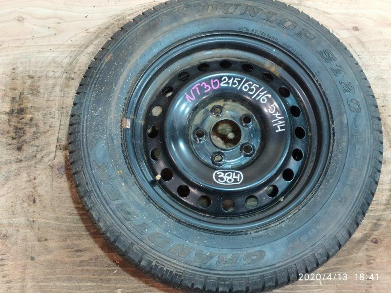 Запасное колесо Nissan X-Trail NT30 QR20DE 2001
