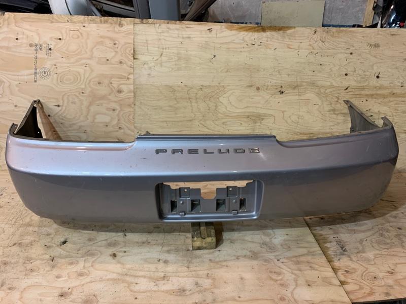 Бампер Honda Prelude BB5 F22B 1997 задний