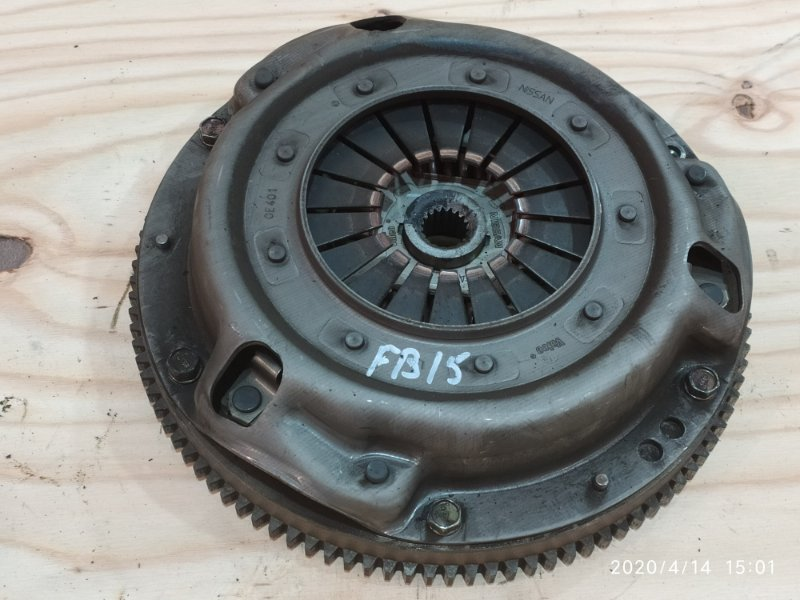 Корзина сцепления Nissan Sunny FB15 QG15DE 2000
