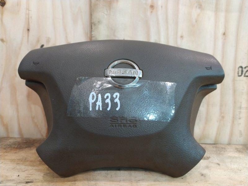 Аирбаг Nissan Cefiro PA33 VQ25DD 2001