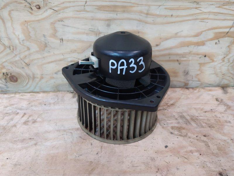 Вентилятор печки Nissan Cefiro PA33 VQ25DD 2001