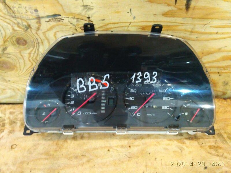 Комбинация приборов Honda Prelude BB5 F22B 1997