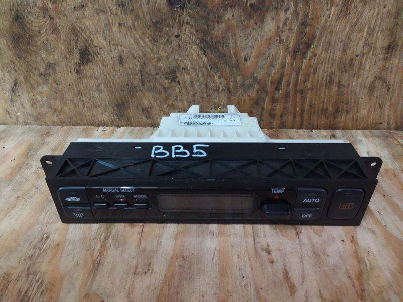 Блок управления климат-контролем Honda Prelude BB5 F22B 1997