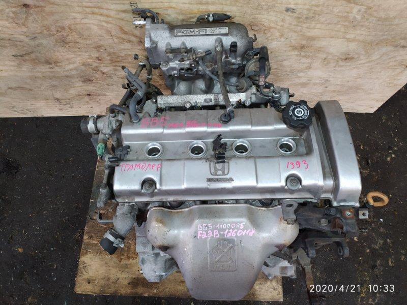Двигатель Honda Prelude BB5 F22B 1997