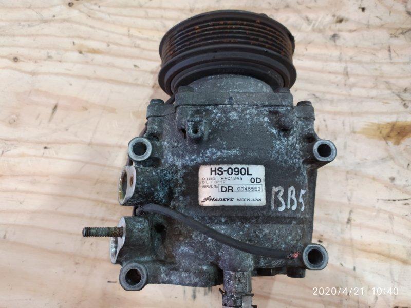 Компрессор кондиционера Honda Prelude BB5 F22B 1997