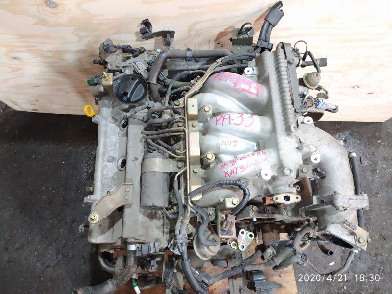 Двигатель Nissan Cefiro PA33 VQ25DD 2001