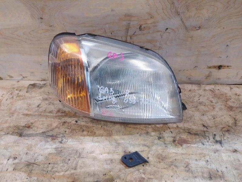 Фара Honda Logo GA3 D13B 1997 правая