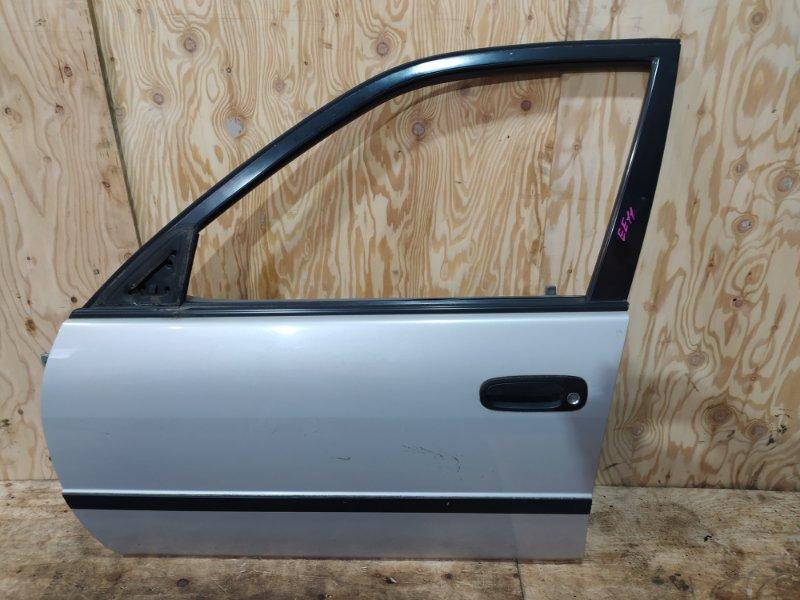 Дверь боковая Toyota Corolla EE111 4E-FE 1997 передняя левая