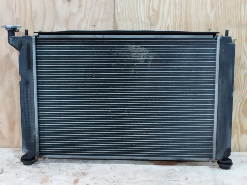 Радиатор двигателя Toyota Wish ZNE10G 1ZZ-FE 2003