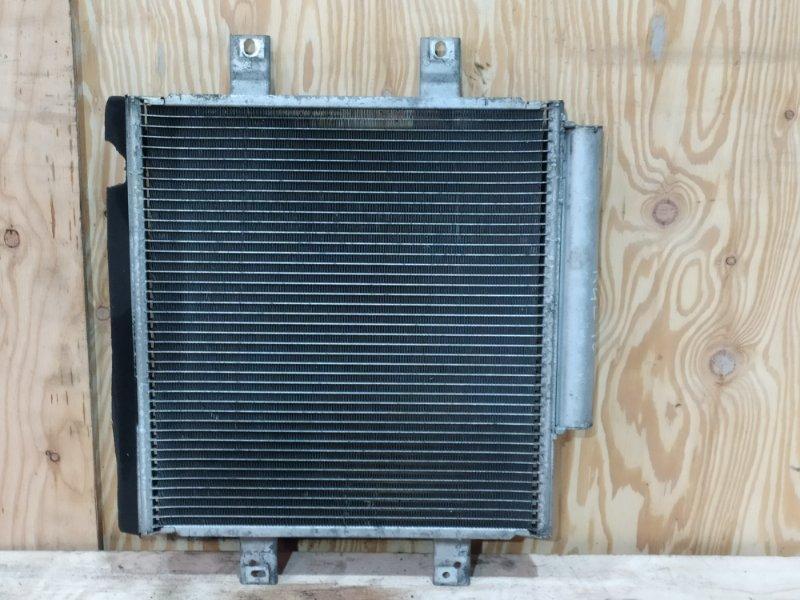 Радиатор кондиционера Toyota Passo KGC10 1KR-FE 2007