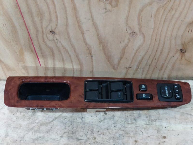 Блок управления стеклоподъемниками Toyota Camry ACV30 2AZ-FE 2001