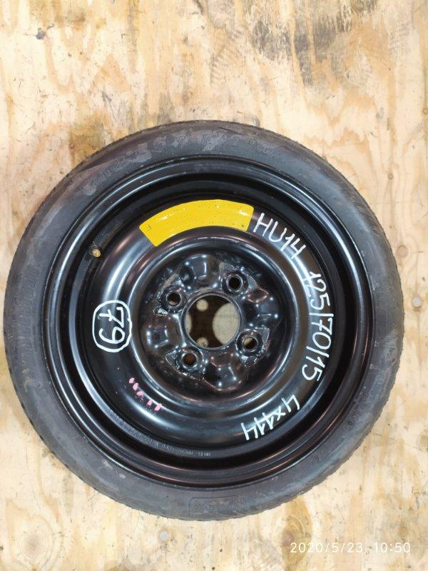 Запасное колесо Nissan Bluebird HU14 SR20DE 2000