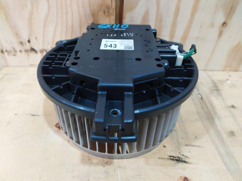 Вентилятор печки Toyota Mark Ii GX110 1G-FE 2001