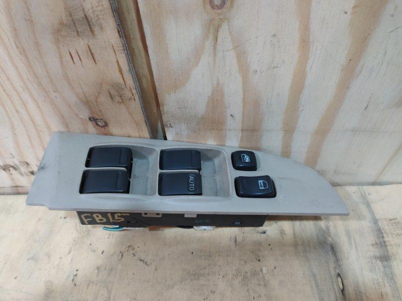 Блок управления стеклоподъемниками Nissan Sunny FB15 QG15DE 2003