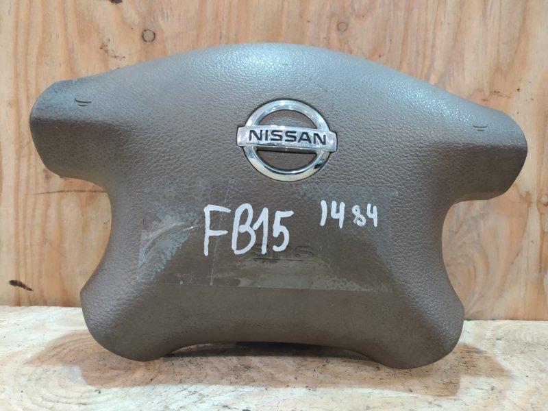 Аирбаг Nissan Sunny FB15 QG15DE 2003