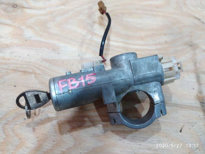 Замок зажигания Nissan Sunny FB15 QG15DE 2003