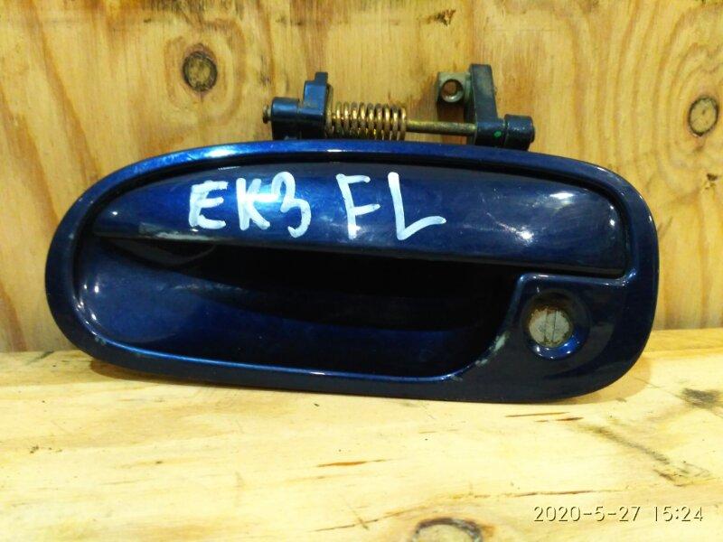 Ручка наружная Honda Civic Ferio EK3 D15B 1997 передняя левая