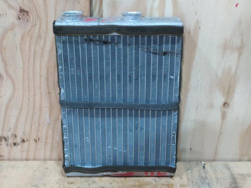 Радиатор отопителя Nissan Murano TZ50 QR25DE 2004