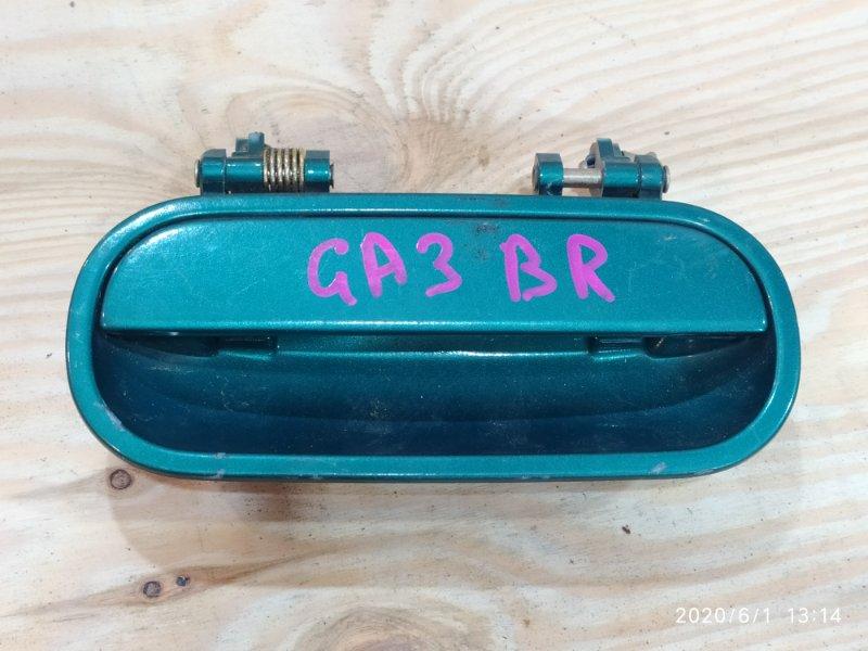 Ручка наружная Honda Logo GA3 D13B 1997 задняя правая