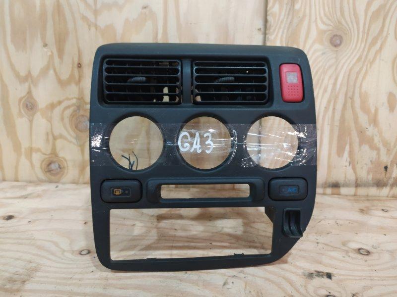 Рамка магнитофона Honda Logo GA3 D13B 1997