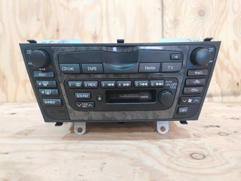 Блок управления климат-контролем Nissan Gloria MY34 VQ25DD 2002