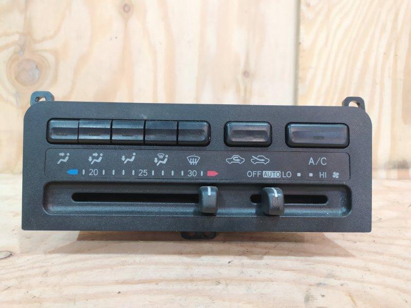 Блок управления климат-контролем Toyota Corona Premio ST210 3S-FE 1997