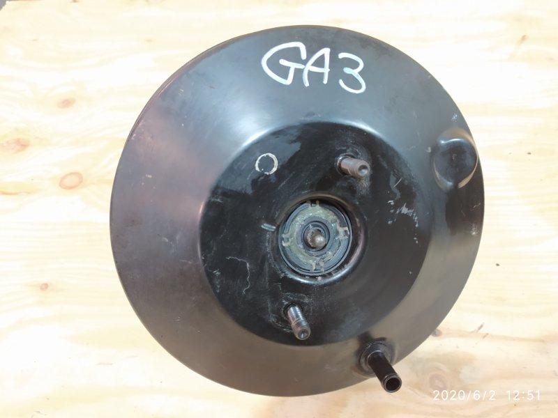 Вакуумный усилитель тормоза и сцепления Honda Logo GA3 D13B 1997