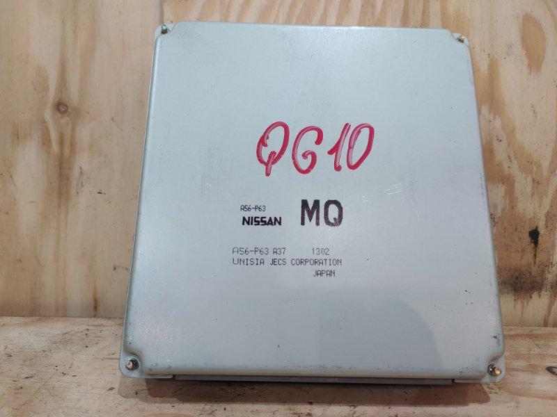 Блок управления двс Nissan Bluebird Sylphy QG10 QG18DE 2003