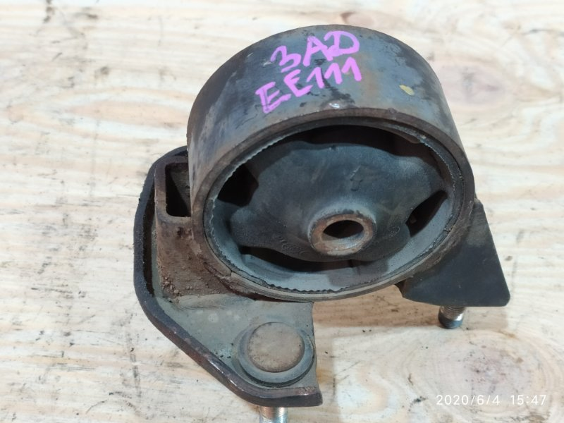 Подушка двигателя Toyota Corolla EE111 4E-FE 1997 задняя