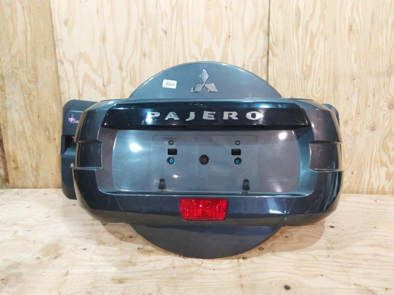 Кожух запасного колеса Mitsubishi Pajero V93W
