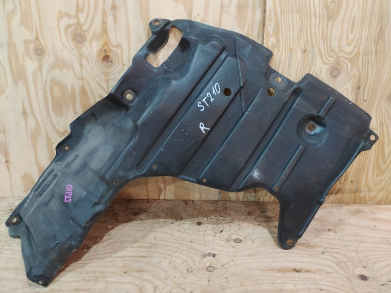 Защита двс Toyota Corona Premio ST210 3S-FE 1996 правая
