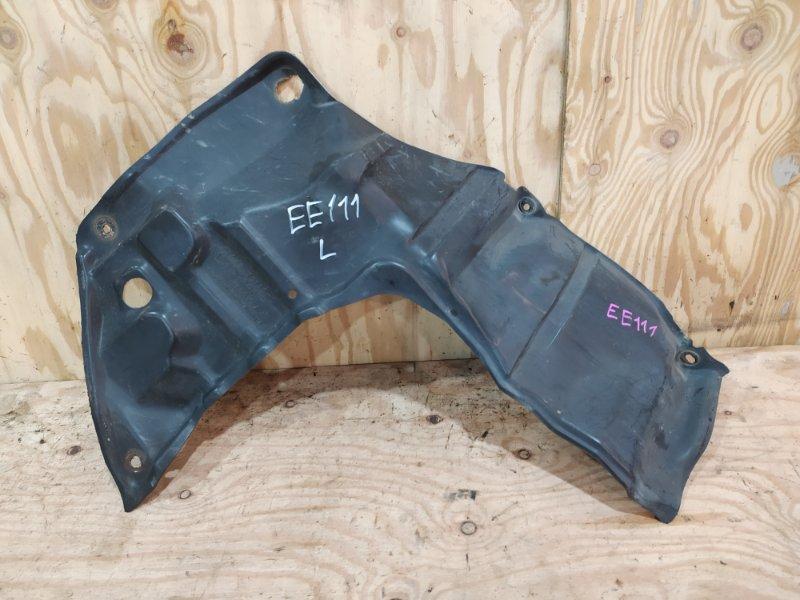 Защита двс Toyota Corolla EE111 4E-FE 1997 левая