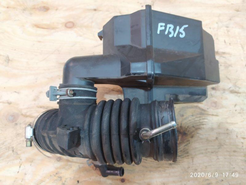 Патрубок воздушн.фильтра Nissan Sunny FB15 QG15DE 2003