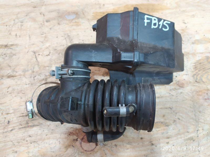 Патрубок воздушн.фильтра Nissan Sunny FB15 QG15DE 2001