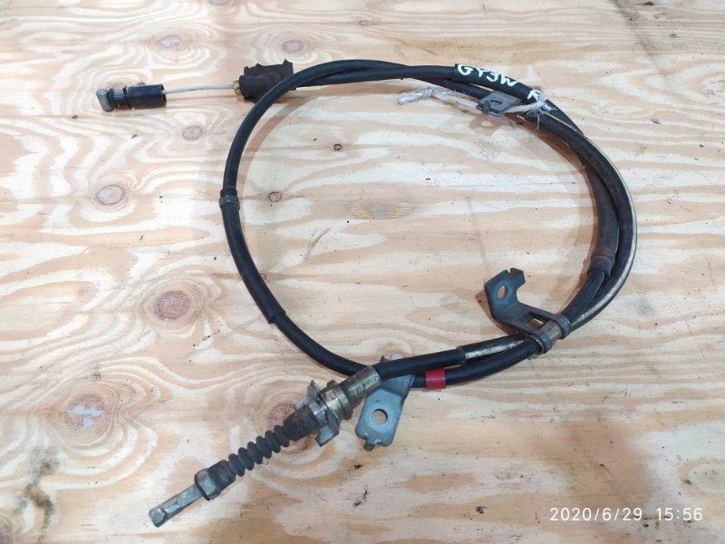 Трос ручника Mazda Atenza GY3W L3-VE левый