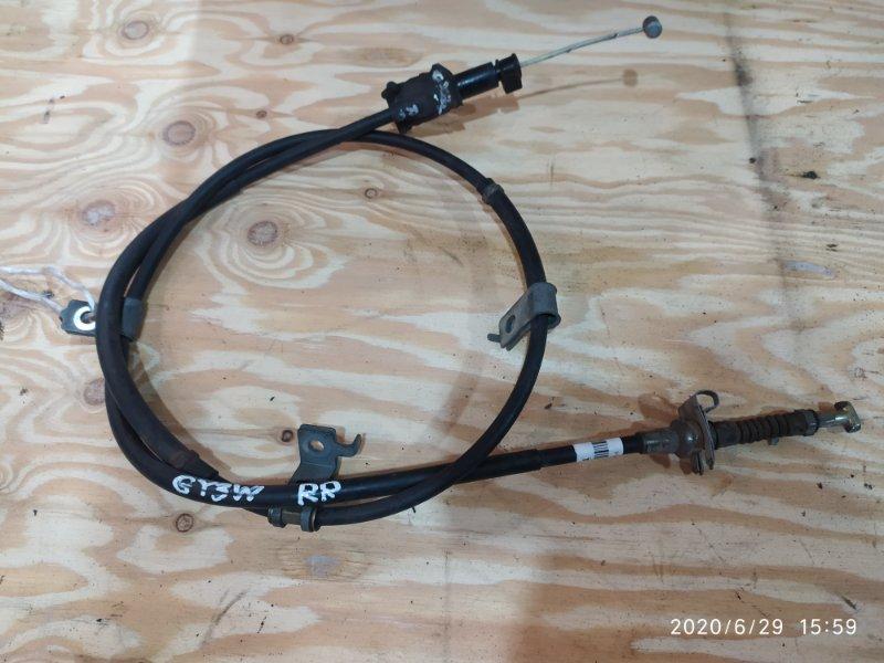 Трос ручника Mazda Atenza GY3W L3-VE правый