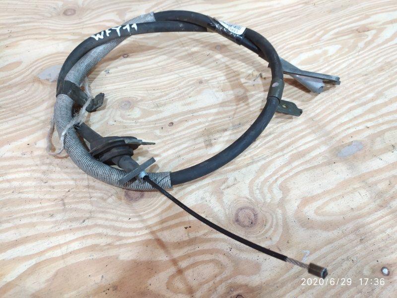 Трос ручника Nissan Wingroad WFY11 QG15DE 2003 правый