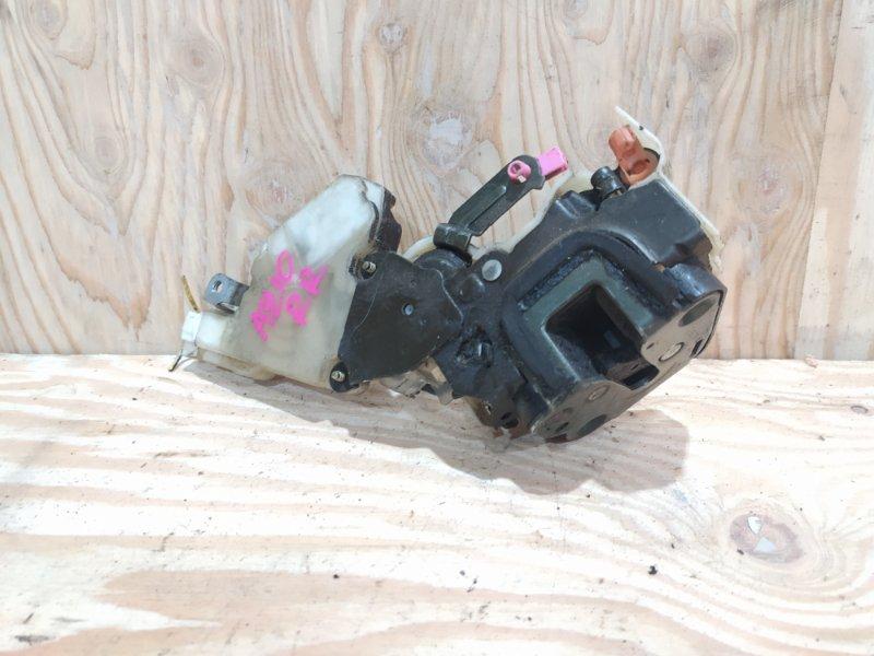 Замок дверной Nissan Cube AZ10 CGA3DE 2001 задний правый