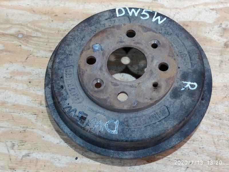 Тормозной барабан Mazda Demio DW5W B5-E 1997 правый