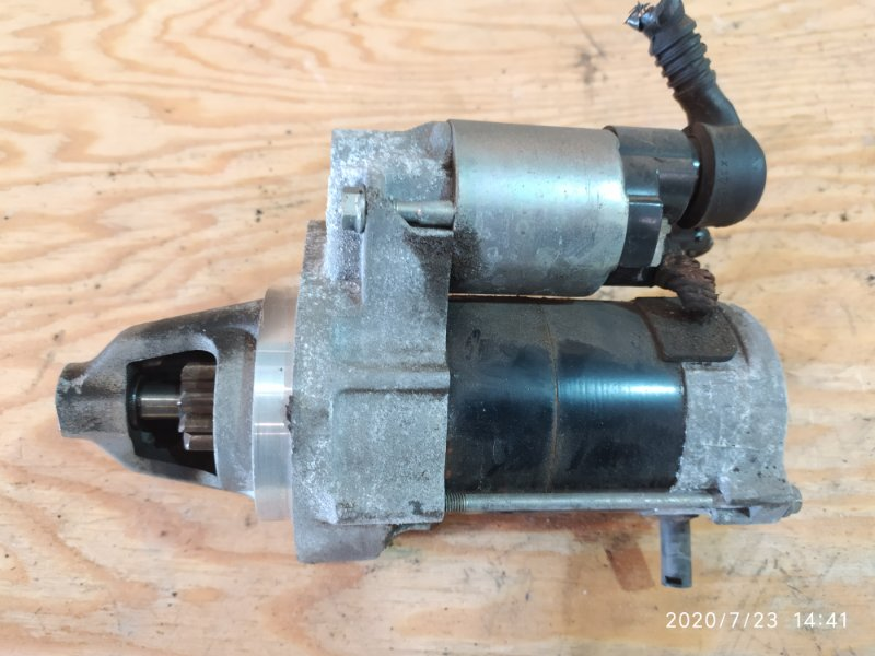 Стартер Honda Fit GD1 L13A 2002