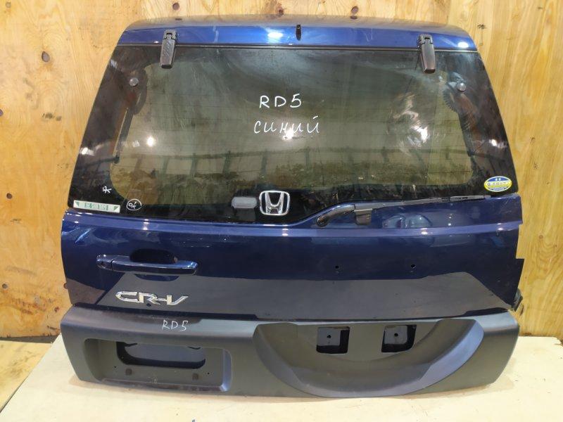 Дверь задняя багажника Honda Cr-V RD5 K20A 2005