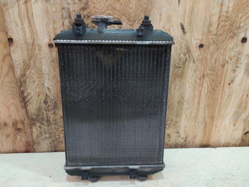 Радиатор двигателя Toyota Passo KGC10 1KR-FE 2005